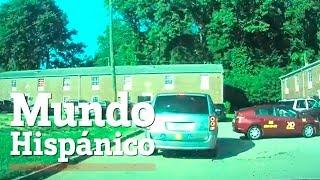 Taxista latino sin saberlo casi golpea con su auto a un agente de ICE