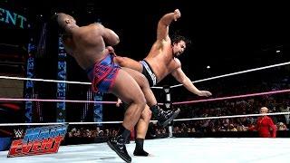 Big E vs. Rusev: WWE Main Event, October 14, 2014