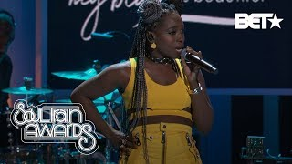 "TeaMarrr Brings The Vibes With ""Kinda Love"" | Soul Train Awards '19"
