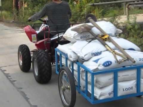 สุดยอดของการใช้งานจริง ATV จากฟิวส์เรสซิ่ง
