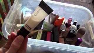 Vlog Разбираю косметику, чистка часть 4