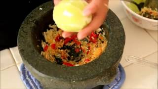 BEST KOH KONG SAUCE!!របៀបធ្វើទឹកត្រីកោះកង់ CAMBODIAN FOOD/ASIAN FOOD/EVERYDAY SAUCE!!
