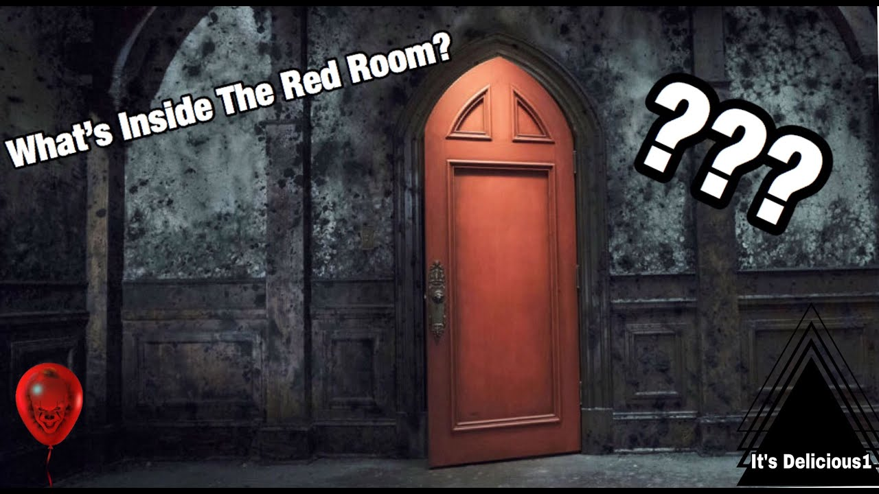 The Haunting Of Hill House What S Really Inside The Red Room Youtube
