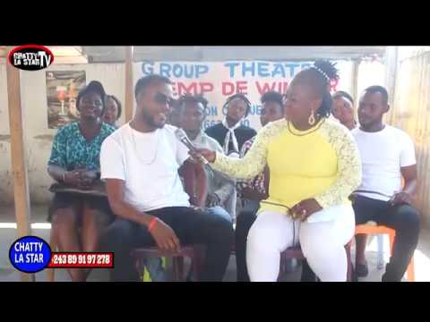 KINSHASA MAKAMBO: BOTALA NDENGE ARTISTE COMEDIEN AKUFI EN PLEIN SCENE, EZA SOMO NA MAWA