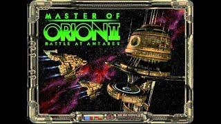 Master of Orion 2 Part 1 - Settle The Stars