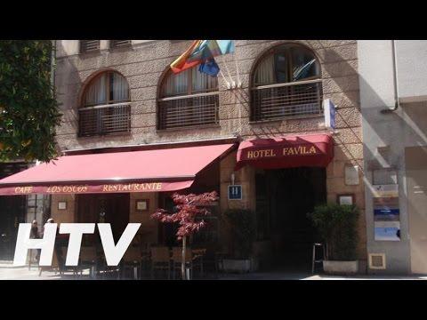 Hotel Favila Oviedo