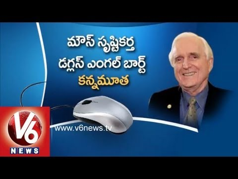 Father of the Mouse , Douglas Engelbart  Dies