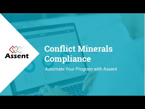 [Webinar] Conflict Minerals Compliance