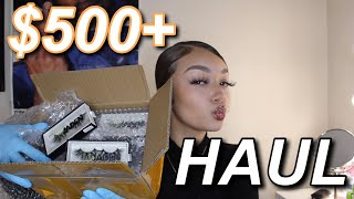 $500+ Inventory Haul (Life Of An Entrepreneur) | torie