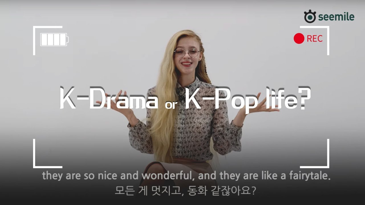 Are Korean drama or Kpop different from real life in Korea?