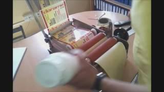 Manuel Etiketleme Makinasi Ayarları (E1 Ayar)