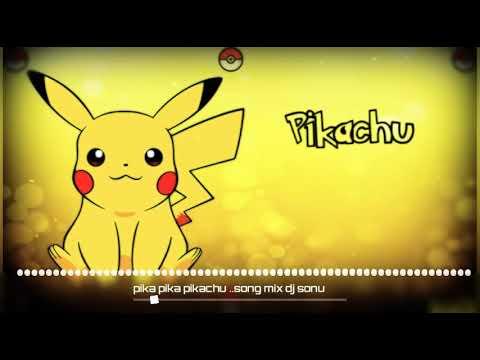 Pika Pika Pikachu  Teenmar  Mix By Dj Sonu