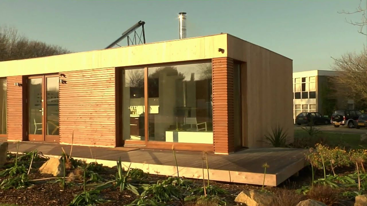 Cloud nine modular eco house youtube for Ecological home