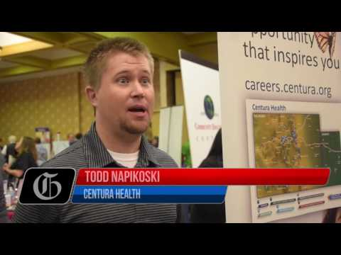 Get your red hot jobs at the job fair in Colorado Springs