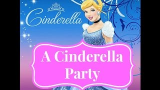 Shindigz Disney Cinderella Review | Disney Cinderella Party | Teelie Turner