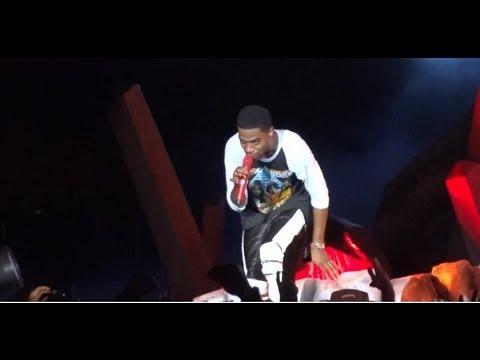 Kids See Ghosts: Kanye West, Kid Cudi perform at Camp Flog ...