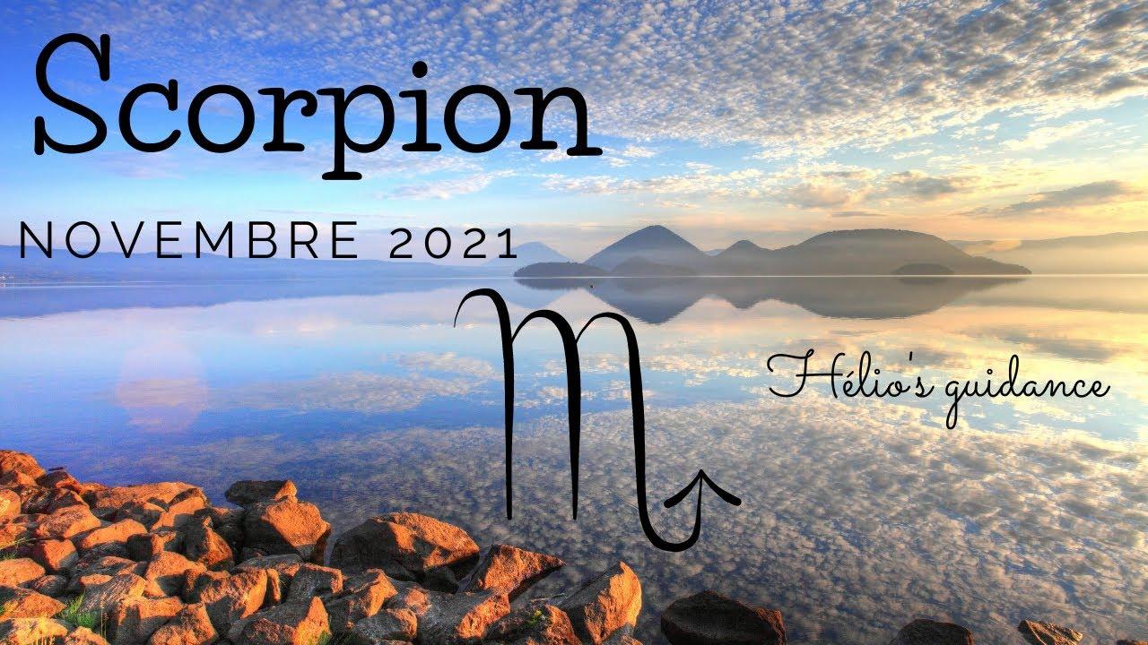 Download Scorpion Novembre 2021 ♏ Une nouvelle page s'ouvre !