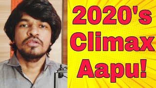 2020's Climax Trump | Tamil | Madan Gowri | MG