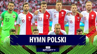 43073bfda El. Euro 2020. Polska – Izrael. Hymn Polski na PGE Narodowym
