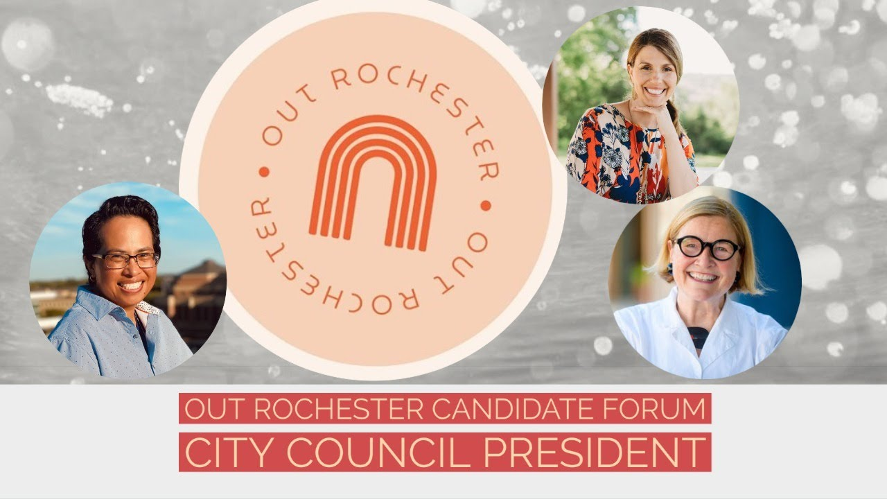 Out Rochester Candidate Forum