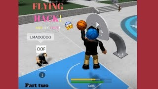 RB WORLD 2 / Fly hack gameplay (roblox) Part 2