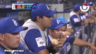2017中央アメリカ大会 野球競技 ニカラグア×ホンジュラス