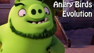 Angry Birds Evolution - Rovio Chapter 5 BIRDY TRAP Level 3 Walkthrough