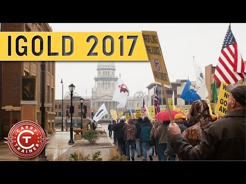 IGOLD 2017 | March to the Illinois Capitol