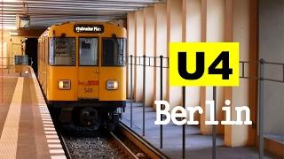 [Doku] U4 der U-Bahn Berlin | Linien im Portrait