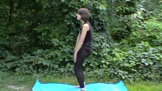 Гимнастика для спины Хаду
