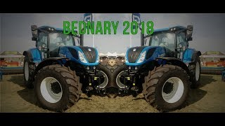 🚜AGRO SHOW   BEDNARY 2018 CZ.2 👍🎆