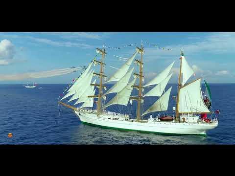 El Cuauhtémoc - Mexico's tall ship