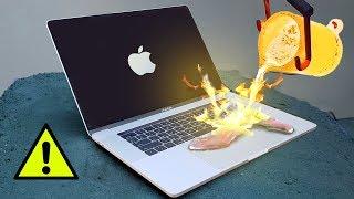 ЛАВА Vs Macbook Pro