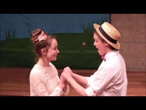 Cambridge Youth Opera: Daphnis and Chloe - Happiness, happiness