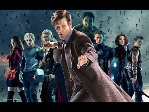 Doctor Who Trailer Infinity War Style Youtube