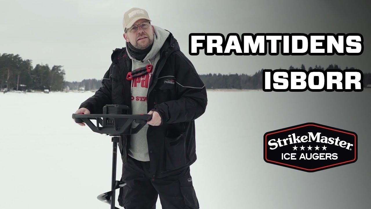 StrikeMaster® Lithium 40V Motor | Svenska
