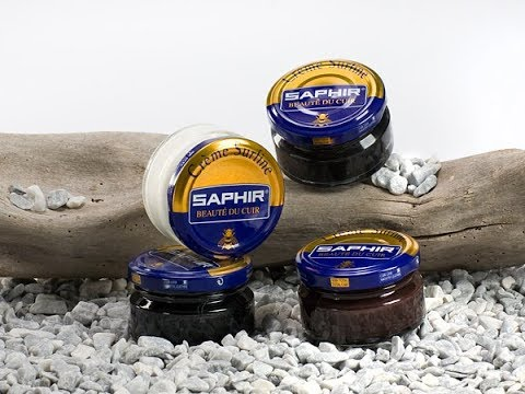 Крем для обуви Creme Surfine – Saphir, 50мл.