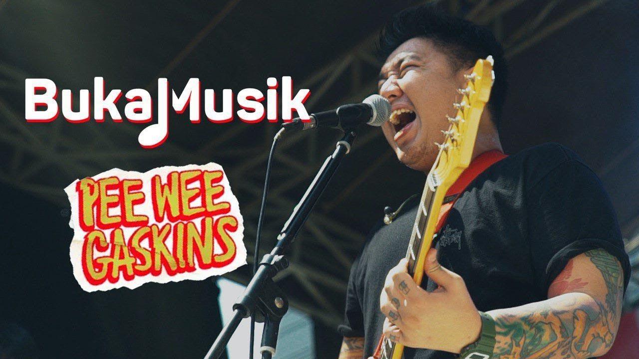 Pee Wee Gaskins | BukaMusik #1