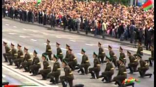 3 июля 2011г. Минск. Военный парад и спортивно-молодежное шествие.