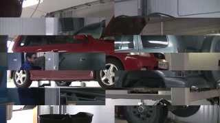 Ремонт выхлопной системы на авто  Opel Zafira . Выхлопная система в СПБ .