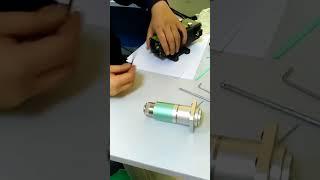 【Керівництво 1】Як видалити Raytools BT240 лазерна різка голову ?--- ОПТИЧНІ ТЕХНОЛОГІЇ