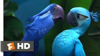 Rio (2/5) Movie CLIP - Not Exactly Lovebirds (2011) HD