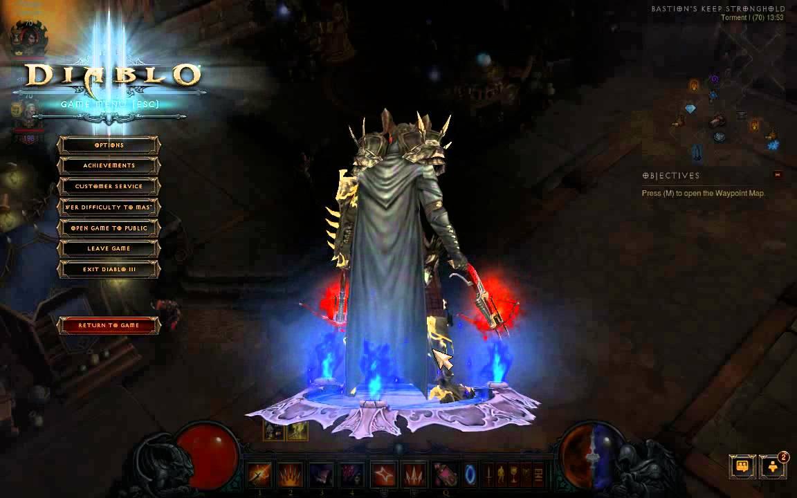 Best Hunter Build Diablo
