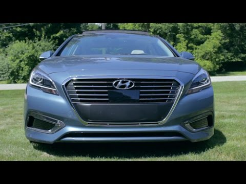 2016 Hyundai Sonata Hybrid Limited Review Lotpro Youtube