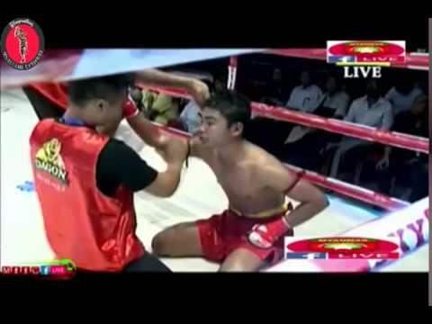 Myanmar Lethwei  World Championship 2 -  Yell Thway Ni (MYA) vs Nguentae (THA)