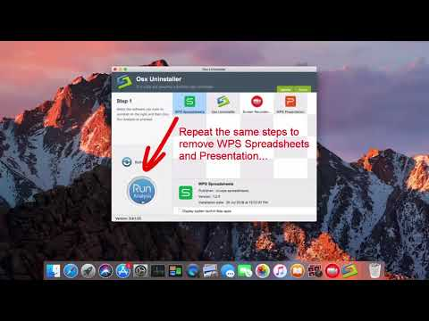 How to Remove WPS Office Suite for Mac