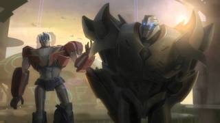 Transformers: Prime - The past of Cybertron