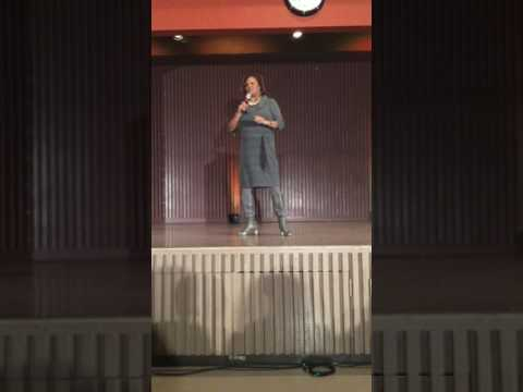 Wanda Alexis Alexander at SOAR OWNTV Event