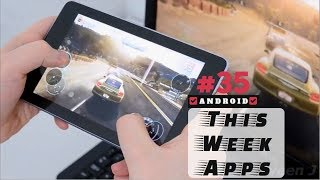 3 Android Apps That You Shouldn't Miss This Week #35