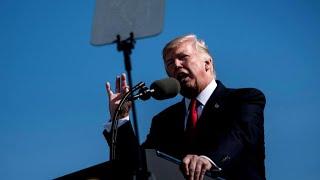 Trump's dealings with Democrats roil Republicans